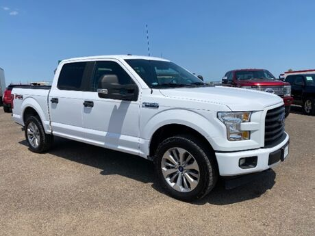 2017 Ford F-150 XL SuperCrew 5.5-ft. Bed 4WD Laredo TX