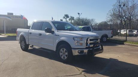 2017 Ford F-150 XL SuperCrew 6.5-ft. Bed 4WD Houston TX