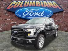 2017_Ford_F-150_XL_ Columbiana OH