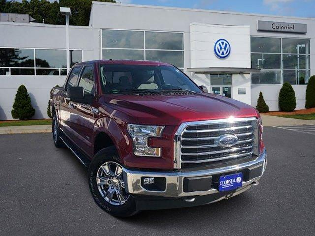 2017 Ford F-150 XLT 4WD SuperCrew 5.5' Box Westborough MA