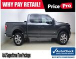2017 Ford F-150 XLT 4WD SuperCrew Ecoboost