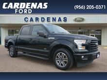 2017_Ford_F-150_XLT_ Brownsville TX