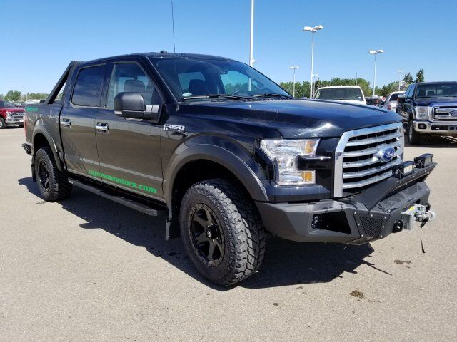 Ford F  Xlt Level Kit Rims Tires Winch Bumper Swift Current Sk