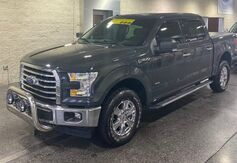 2017_Ford_F-150_XLT_ Little Rock AR