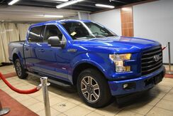 2017_Ford_F-150_XLT SuperCrew 5.5-ft. Bed 2WD_ Charlotte NC
