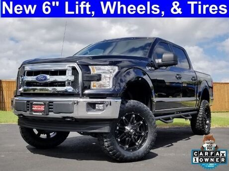 2017 Ford F-150 XLT SuperCrew 5.5-ft. Bed 4WD Azle TX