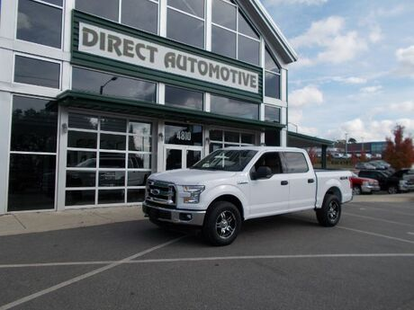 2017 Ford F-150 XLT SuperCrew 5.5-ft. Bed 4WD Monroe NC