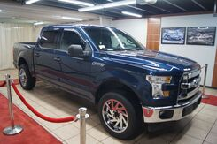 2017_Ford_F-150_XLT SuperCrew 6.5-ft. Bed 2WD_ Charlotte NC