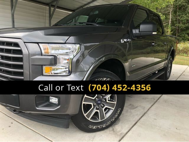 2017 Ford F-150 XLT SuperCrew 6.5-ft. Bed 4WD Charlotte and Monroe NC