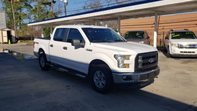 2017 Ford F-150 XLT SuperCrew 6.5-ft. Bed 4WD Houston TX