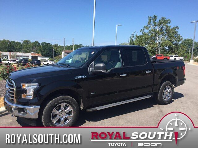 2017 Ford F-150 XLT SuperCrew Bloomington IN
