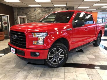 2017_Ford_F-150_XLT_ Worcester MA