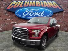 2017_Ford_F-150_XLT_ Columbiana OH