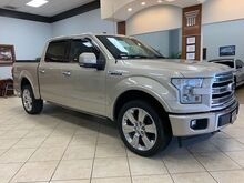 2017_Ford_F-150_limited  SuperCrew 5.5-ft. Bed 4WD_ Charlotte NC