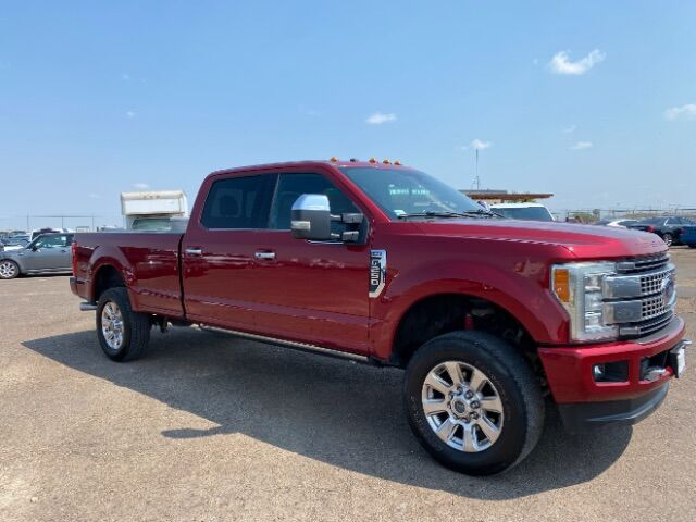 2017 Ford F-250 SD King Ranch Crew Cab Long Bed 4WD Laredo TX