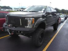 2017_Ford_F-250 SD_Lariat Crew Cab 4WD POWER STROKE EST.$16800 BUILT IN_ Charlotte NC