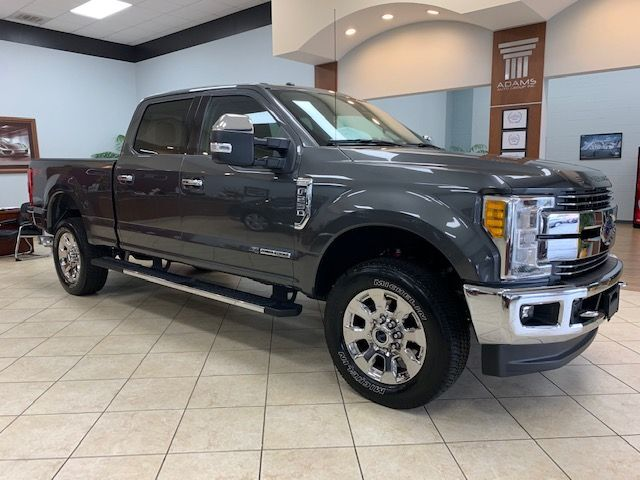 2017 Ford F-250 SD Lariat Crew Cab 4WD,Navigation,Sunroof,bed cover Charlotte NC
