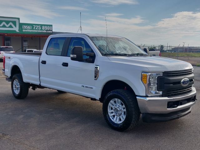 2017 Ford F-250 SD XL Crew Cab Long Bed 4WD Laredo TX