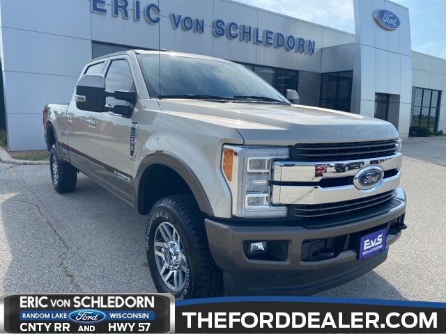 2017 Ford F-250SD King Ranch Milwaukee WI