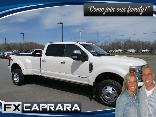 2017 Ford F-350 Platinum Watertown NY