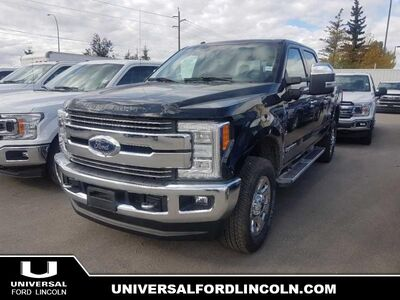 2017_Ford_F-350 Super Duty_Lariat  - Leather Seats_ Calgary AB