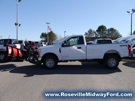 2017_Ford_F-350_XL_ Roseville MN