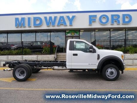 2017_Ford_F-550_XL_ Roseville MN
