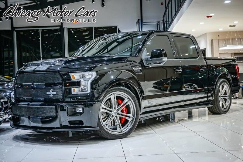 2017_Ford_F150_Shelby Limited SUPER SNAKE 750HP+_ Chicago IL