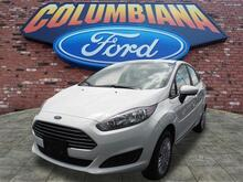 2017_Ford_Fiesta_S_ Columbiana OH