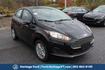 2017 Ford Fiesta SE South Burlington VT