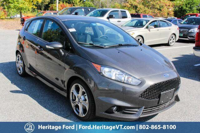 2017 Ford Fiesta ST South Burlington VT