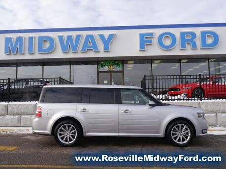 2017_Ford_Flex_Limited_ Roseville MN