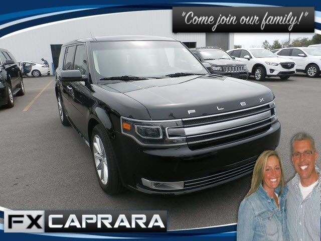 2017 Ford Flex Limited Watertown NY