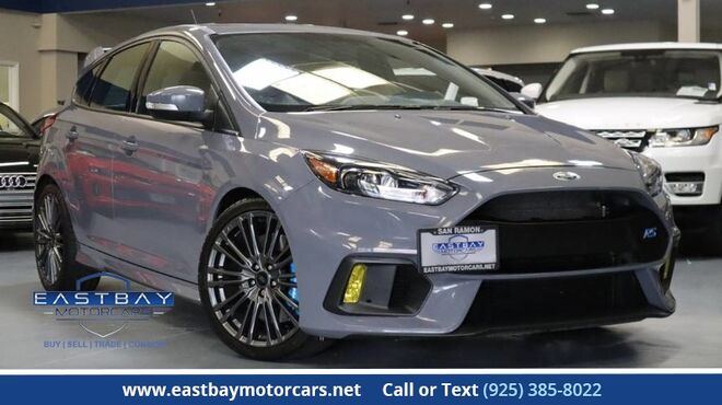 2017_Ford_Focus_RS_ San Ramon CA