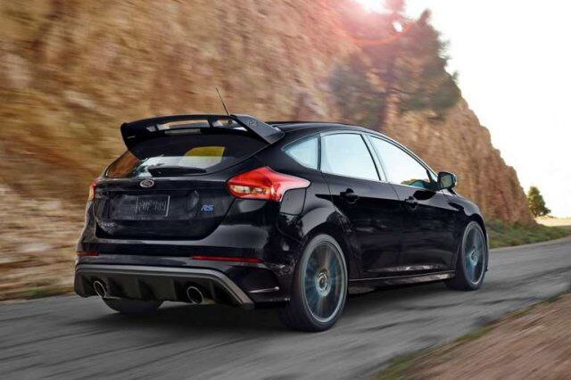 2017 Ford Focus RS Tusket NS