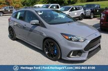 2017 Ford Focus RS South Burlington VT