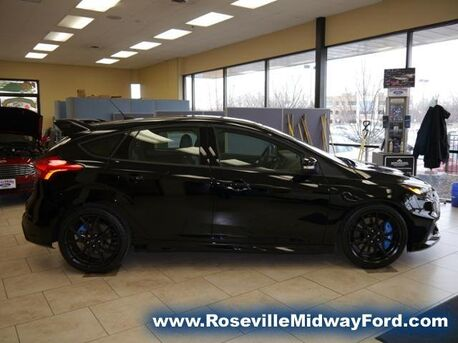 2017_Ford_Focus_RS_ Roseville MN