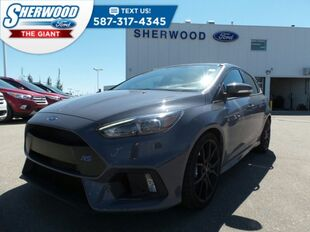 2017_Ford_Focus_RS_ Sherwood Park AB