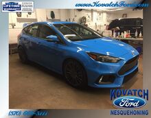 2017_Ford_Focus_RS_ Nesquehoning PA