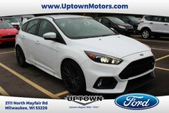2017_Ford_Focus_RS_ Milwaukee and Slinger WI