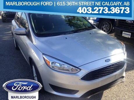 2017 Ford Focus SE  -  Winter Package Calgary AB