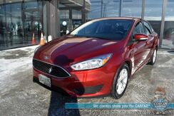 2017_Ford_Focus_SE / Automatic / Bluetooth / Back Up Camera / Cruise Control / B_ Anchorage AK