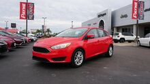 2017_Ford_Focus_SE_ Harlingen TX