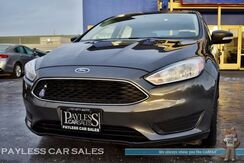2017_Ford_Focus_SE Hatchback / Automatic / Microsoft Sync Bluetooth / Back Up Camera / Air Conditioning / 40 MPG / 1-Owner_ Anchorage AK