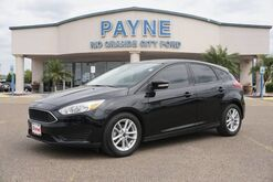 2017_Ford_Focus_SE_ Mission TX