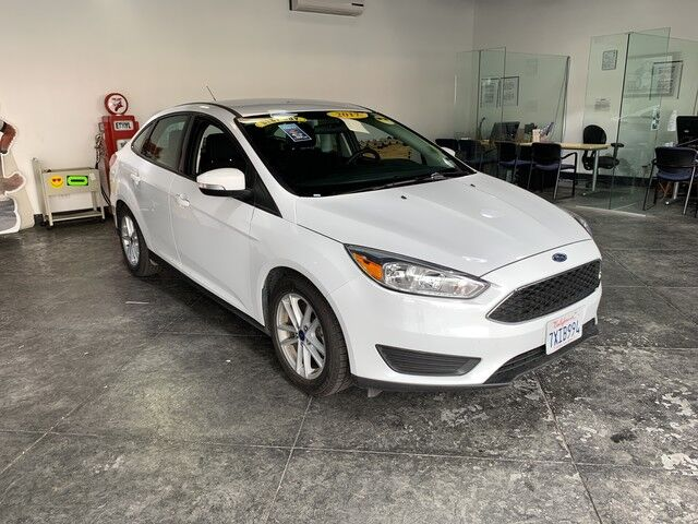 2017_Ford_Focus_SE_ San Jose CA
