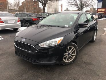 2017_Ford_Focus_SE_ Worcester MA