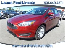2017_Ford_Focus_SE_ Laurel MS