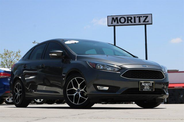 2017 Ford Focus SEL Fort Worth TX