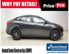 2017_Ford_Focus_SEL w/Appearance Package_ Maumee OH